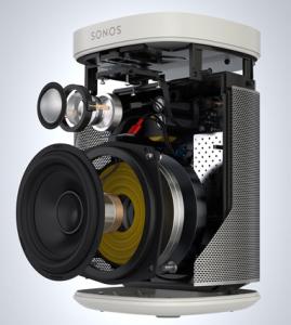 sonos play:1 wireless speaker review