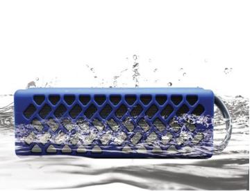 Nuu Wake Waterless wireless speaker