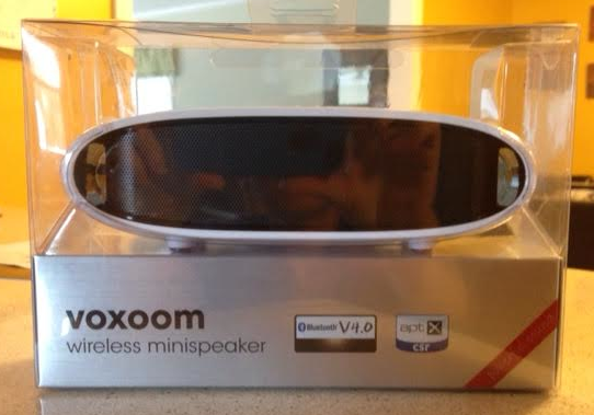 The VOXOOM Wireless Stereo Mini-Speaker Review