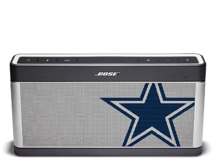 Bose SoundLink III Dallas Cowboys