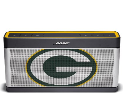Bose SoundLink III Packers
