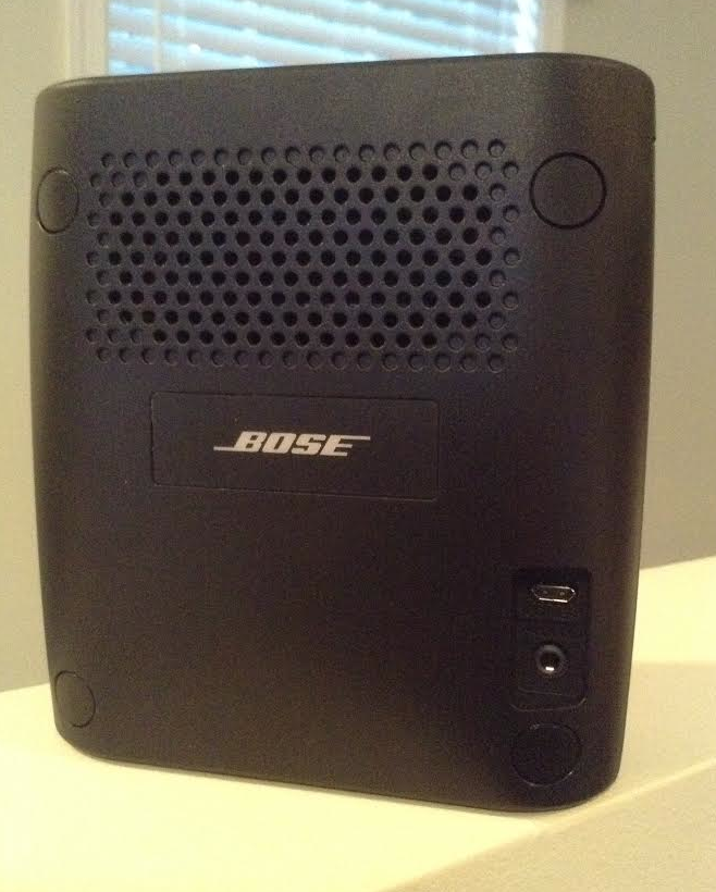 Bose Soundlink Color Bluetooth Speaker Review Sound Of